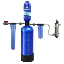 Rhino Whole House Well Water filter with UV Pro Aquasana EQ- Well- UV- P