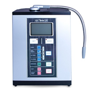 Water ionizers for alkaline