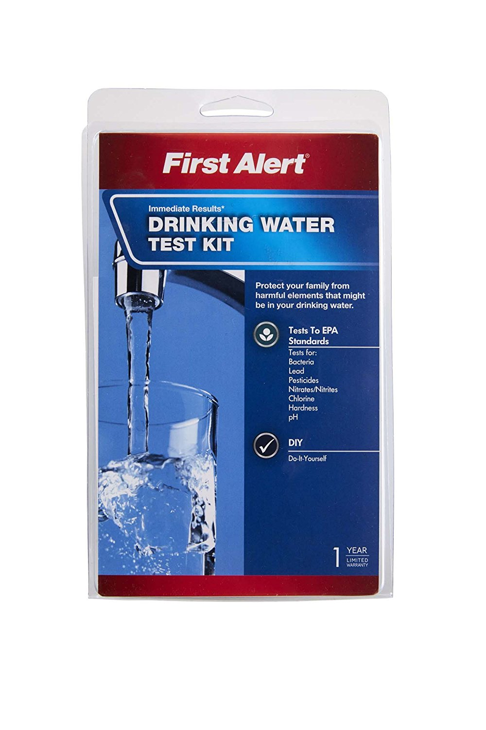Home Water Test Kit